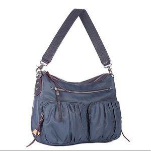 MZ Wallace Hayley purse in Indigo